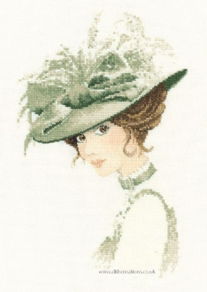 Charlotte Cross Stitch Kit